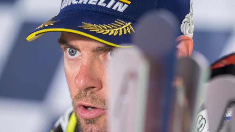 British racer Cal Crutchlow says the Italian should be banned for good