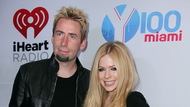 Avril Lavigne also divorced from Chad Kroeger, her husband of two years