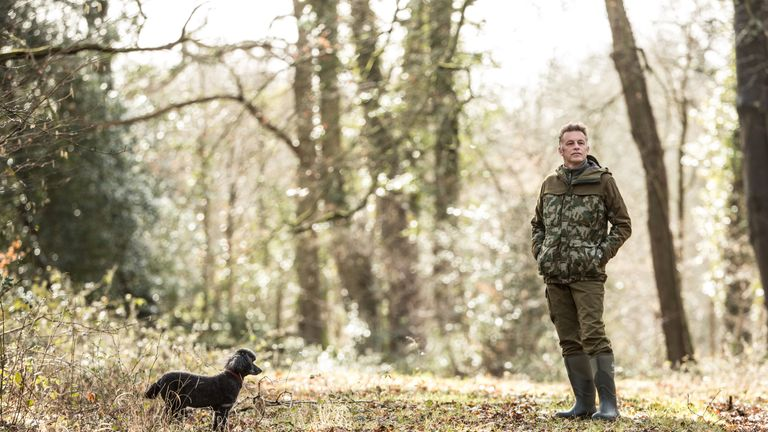 Chris Packham has warned of an 'ecological apocalypse'