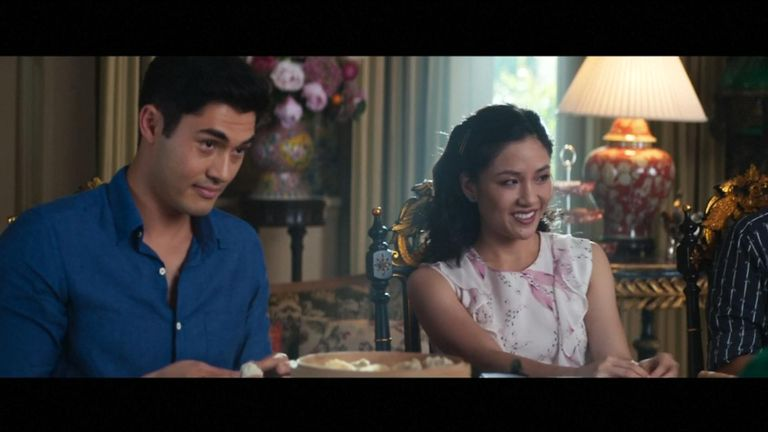The film is  adapted from Kevin Kwan's 2013 bestselling novel,
