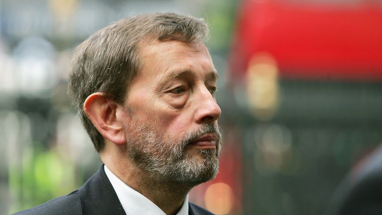 The former Labour Home Secretary Lord Blunkett has hit out at what he says is bullying and thuggery in the Labour Party.
