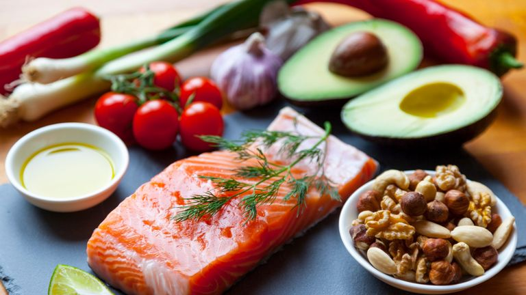 The research recommends a traditionally Mediterranean diet