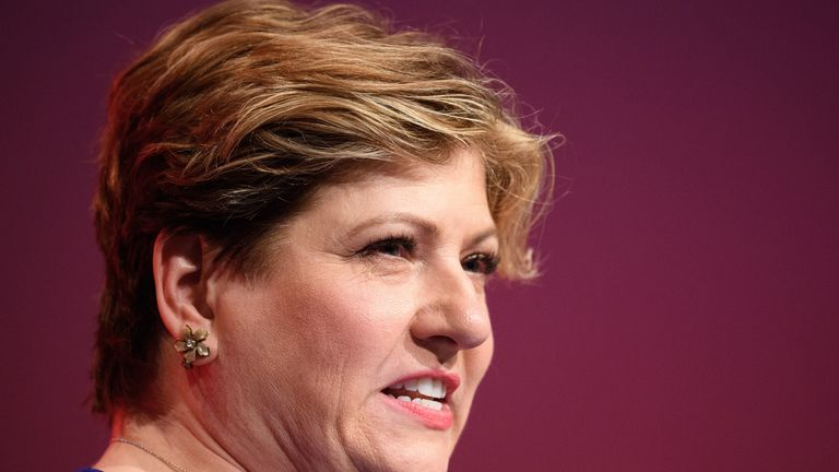 Emily Thornberry, Labour MP