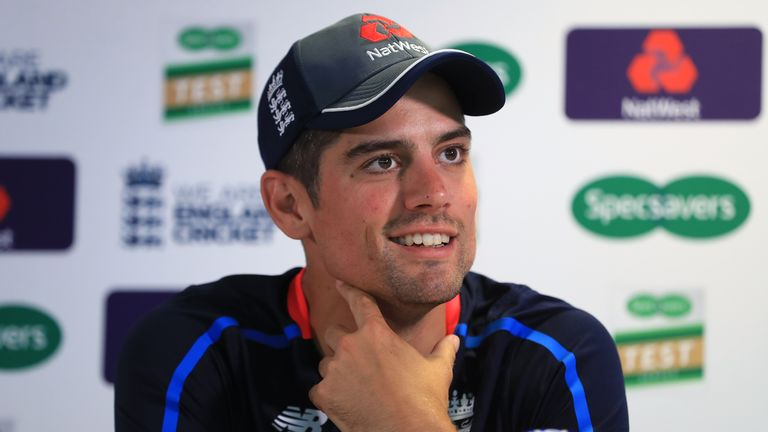 Alastair Cook has scored 12,254 Test runs for England