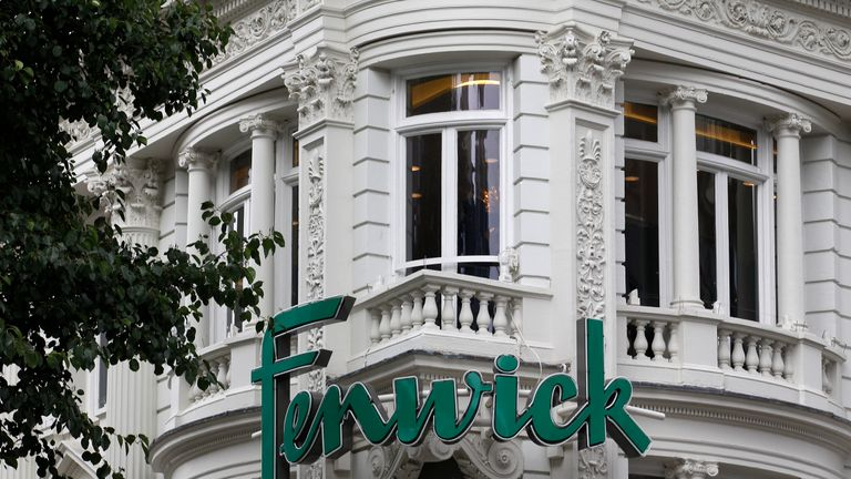 Fenwick currently employs 3,300 staff