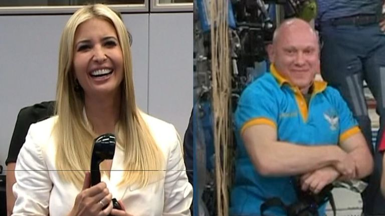 Oleg Artemyev told Ivanka Trump she 'improved his mood'