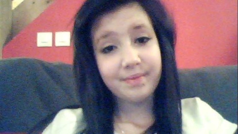 Jayden Parkinson was killed by her boyfriend when she was 17