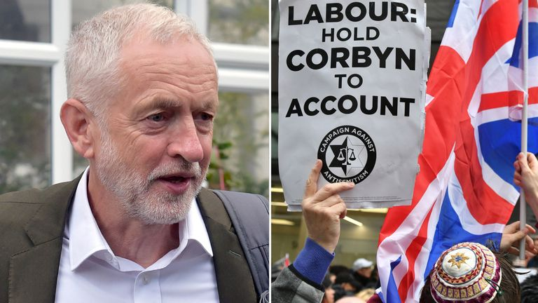 Some fear Jeremy Corbyn's handling of the row has caused long-term damage to the party