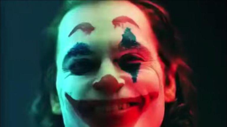 Joaquin Phoenix In New Joker Teaser