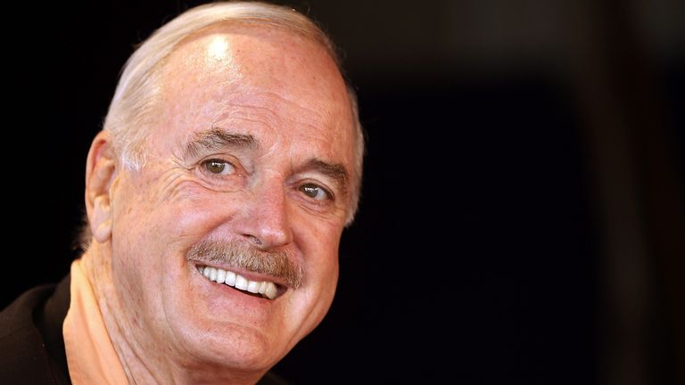 John Cleese said he is moving to the Caribbean this winter