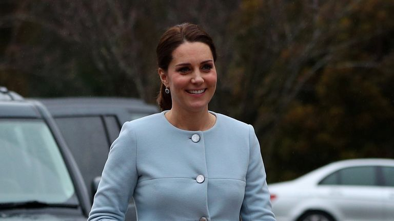 Her maternity style while pregnant proved popular