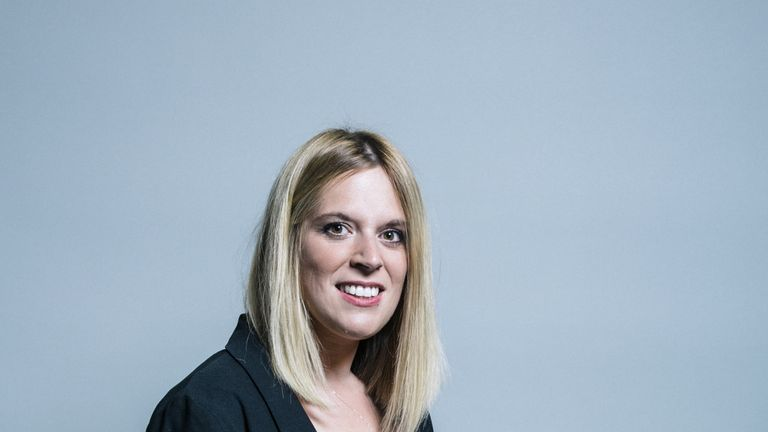 Laura Smith MP Pic: UK Parliament