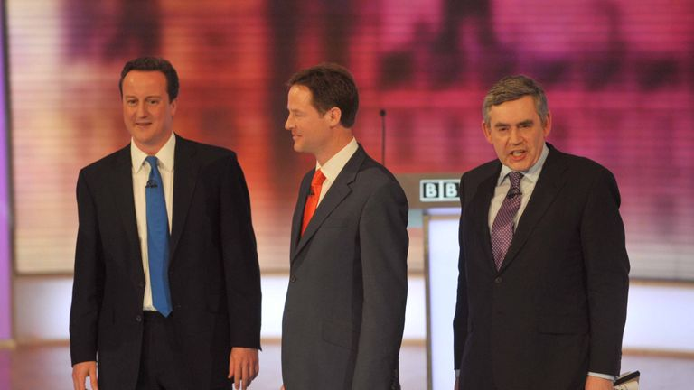 The leaders debates campaign would see a commission set up to monitor the debates
