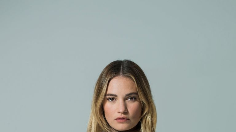 Lily James, 29, will star in Ivo van Hove's highly anticipated stage production of the 1950 film
