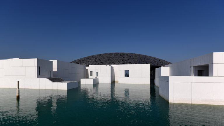 The Louvre in Abu Dhabi was hit with delays for a decade