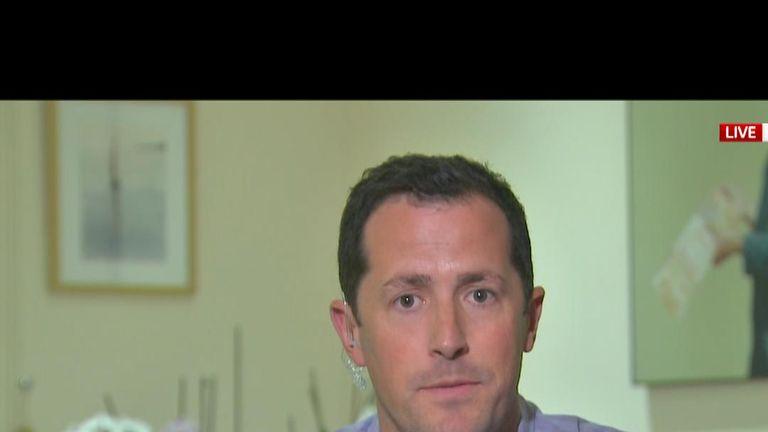 Financial Times media editor Matthew Garrahan