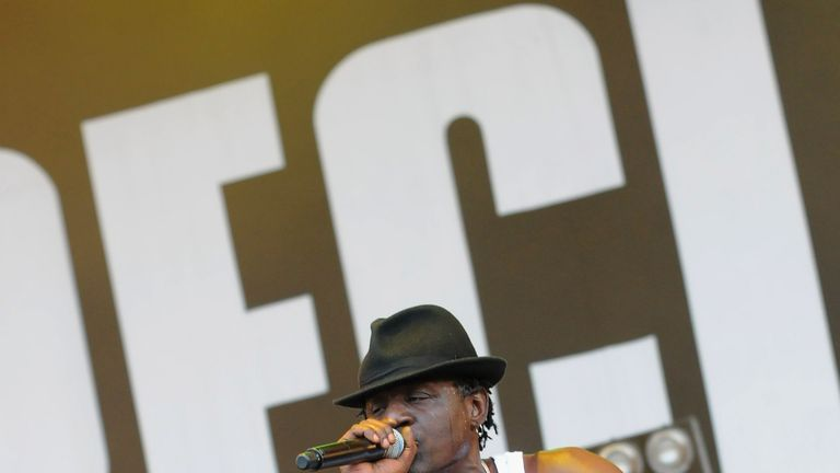 Neville Staple, singer in The Specials, said he was 'truly devastated'