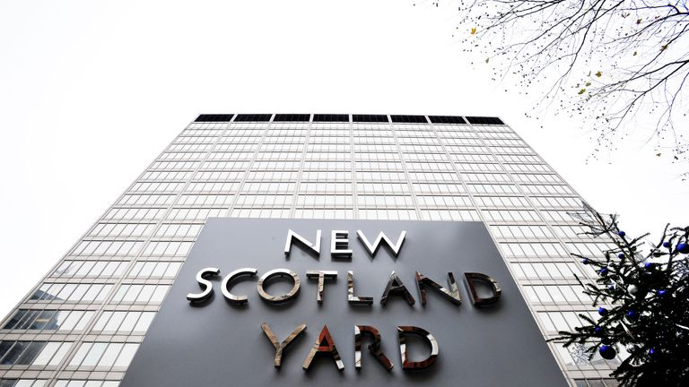 New Scotland Yard was sold to Middle Eastern investors