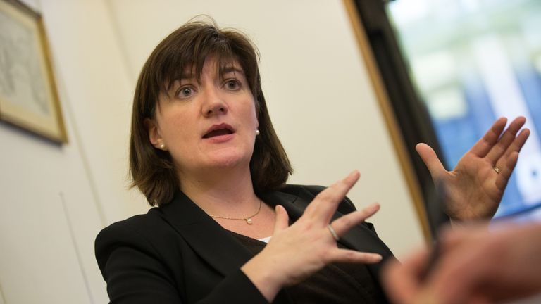 Nicky Morgan, Treasury Committee chairwoman wants pollsters to be open with respondents