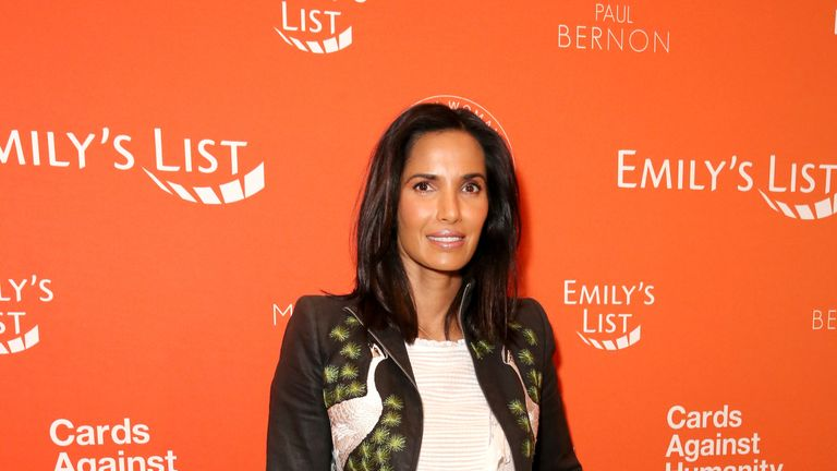 Padma Lakshmi tweeted and wrote about her experience