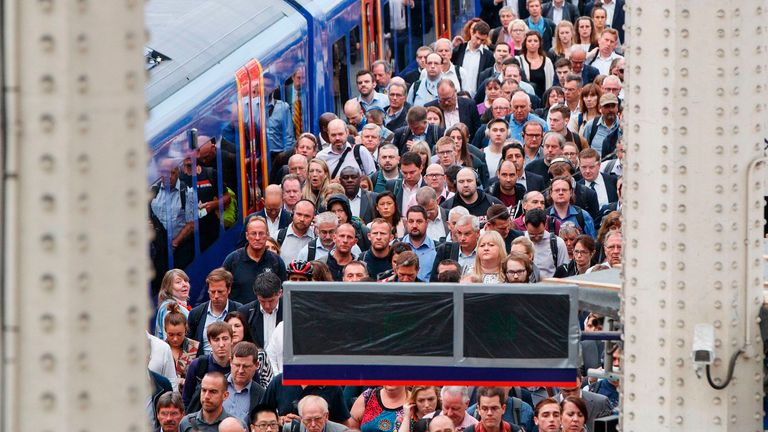 The timetable chaos during the Summer brought misery to tens of thousands of commuters
