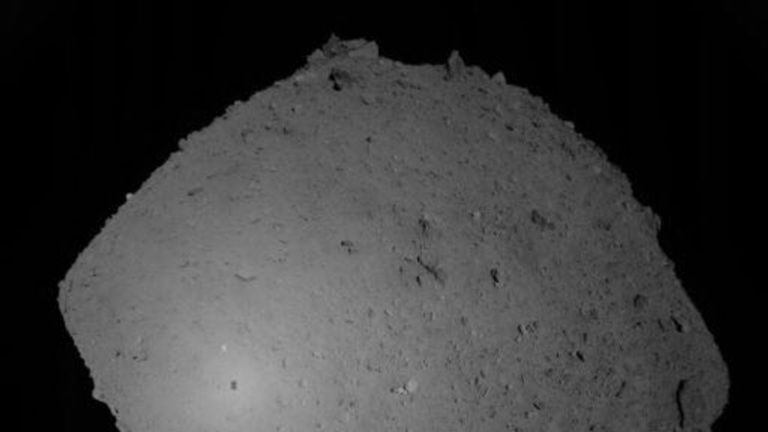 The robots will land on an asteroid to collect and analyse samples