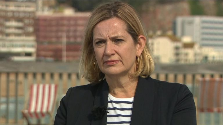 The former Home Secretary had to stand-in in the European Referendum debates across different platforms