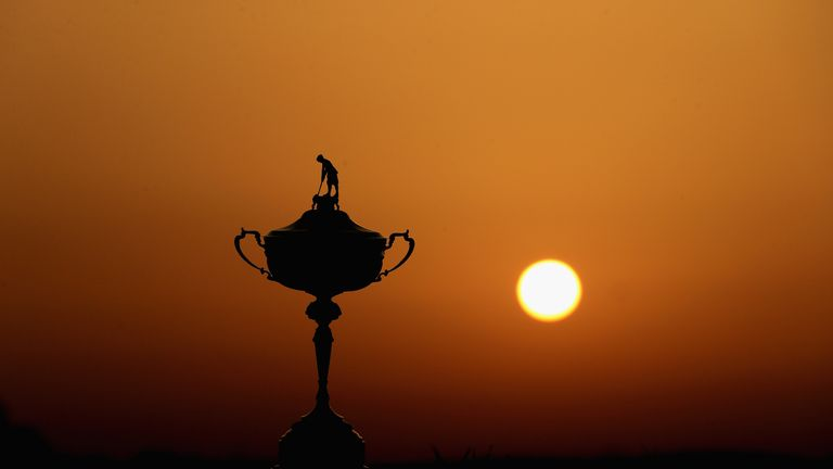 The Ryder Cup is one of golf's most illustrious competitions