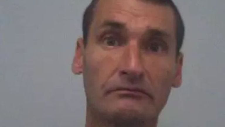 Shane Clarke, 52, has been jailed for a minimum of 20 years for Joanne Bishop's murder. Pic: Thames Valley Police
