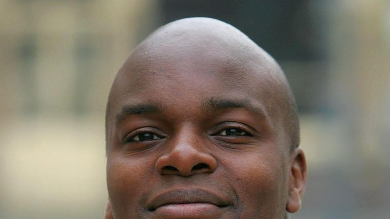 Shaun Bailey's parents came to the UK from Jamaica as part of the Windrush generation