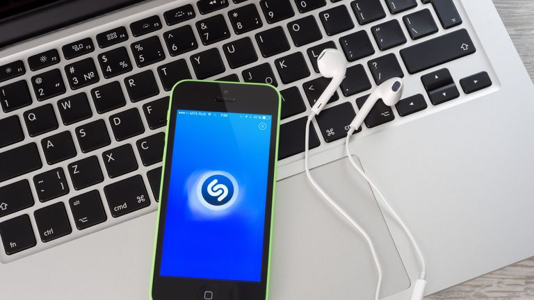 Apple first announced plans to take over Shazam last year