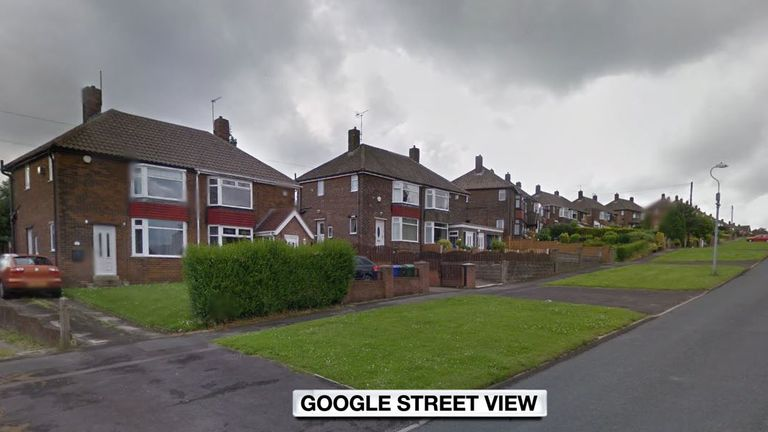 The man was found dead in a home in Orgreave Lane, Sheffield