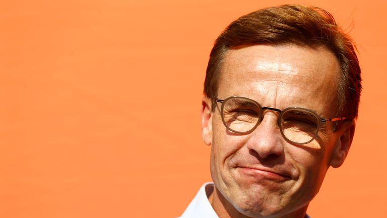 Moderate Party leader Ulf Kristersson is expected to be nominated by the Speaker to form a new government