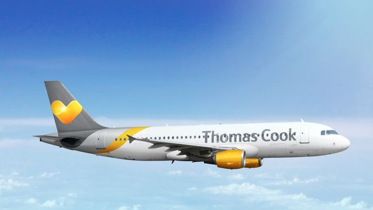 Thomas Cook is a FTSE 250 company. Pic: Thomas Cook