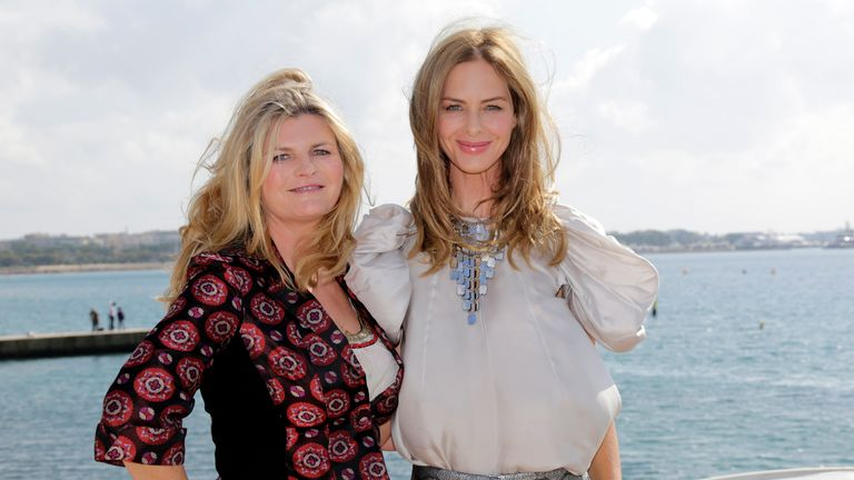 Trinny and Susannah say they were attacked in Cannes in 2002