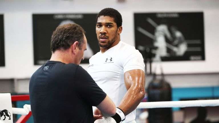 Anthony Joshua *****DO NOT USE IS SAVED FOR FEATURE*****