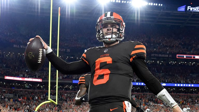 2:53                                            Watch the best of Baker Mayfield on his NFL debut