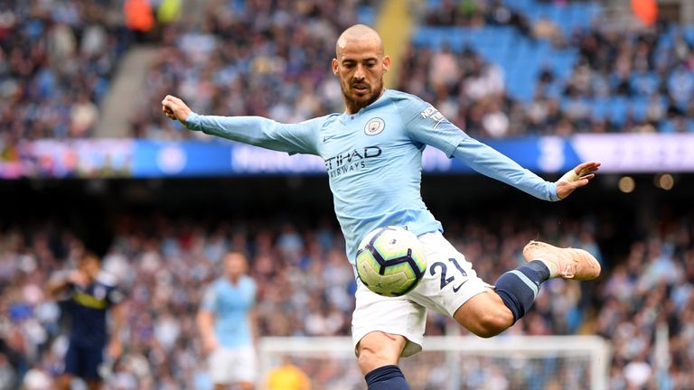 2:51                                               A look back at David Silva's eight years in the Premier League to date