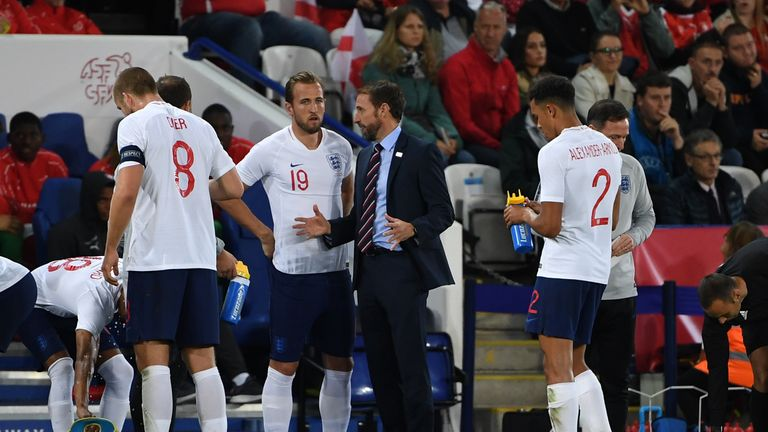 Harry Kane could return from injury ahead of schedule, suggests Gareth Southgate | Football News |