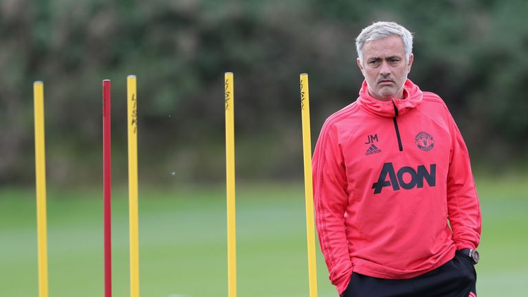 Danny Murphy believes Jose Mourinho's spat with Paul Pogba was done on purpose in front of the Sky Sports cameras