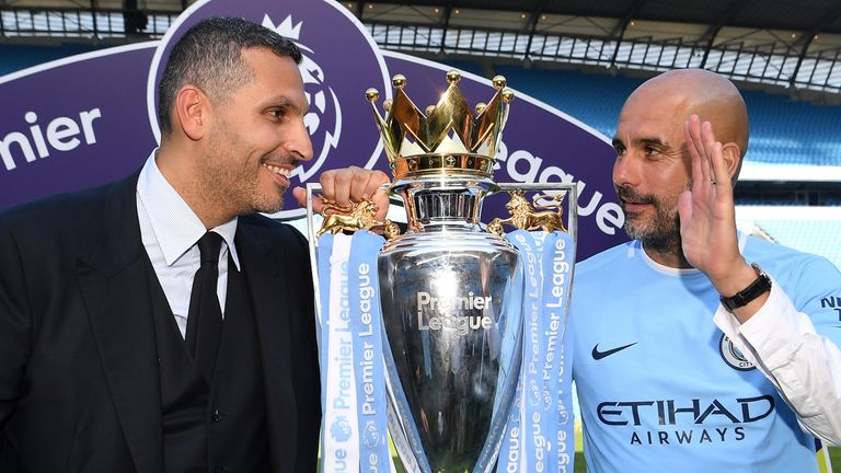 Manchester City announce £500m club-record revenues close on United
