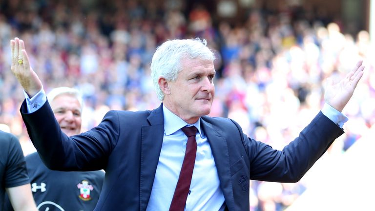 Southampton's Mark Hughes says they will embrace Manchester United challenge | Football News |