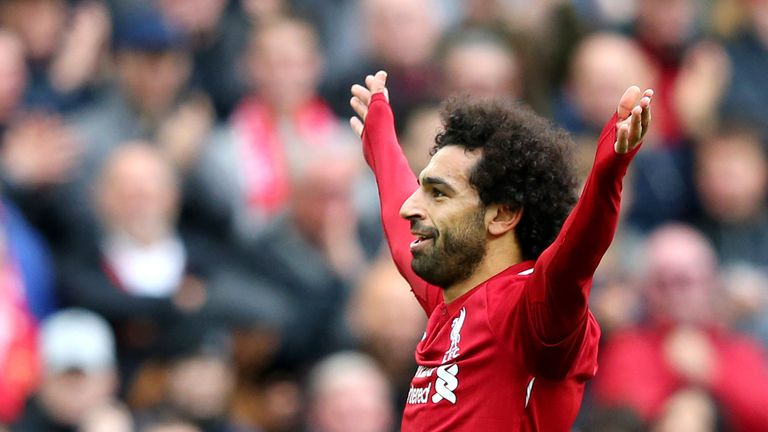 Robbie Fowler is convinced Liverpool's Mohamed Salah will rediscover his goal-scoring touch, but may struggle to reach the heights of last season