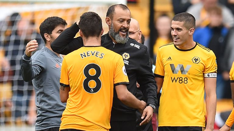 2:21                                            Mourinho Wolves picked 'right ones&#x27