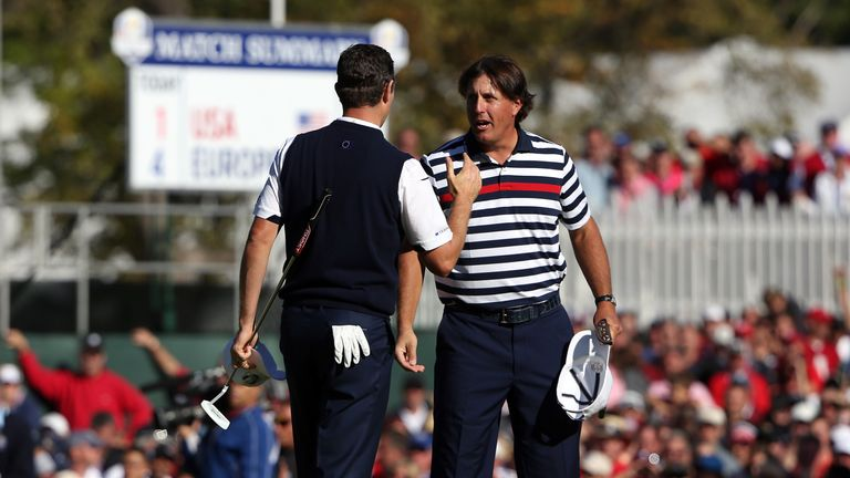 Bjorn unsure of future after Ryder Cup