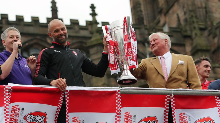 'Premier League the dream for Rotherham'