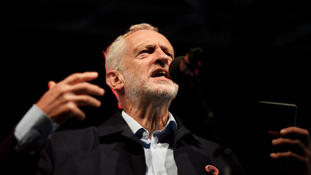 Labour split looms over Brexit as Jeremy Corbyn backs a second referendum