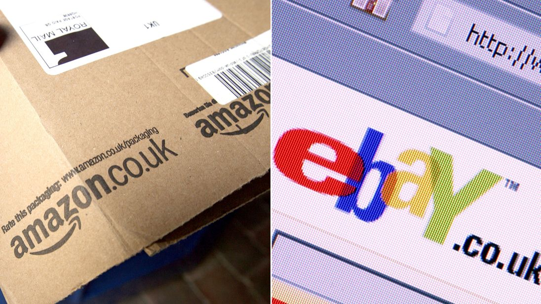 Ebay sues Amazon, saying it tried to poach its sellers