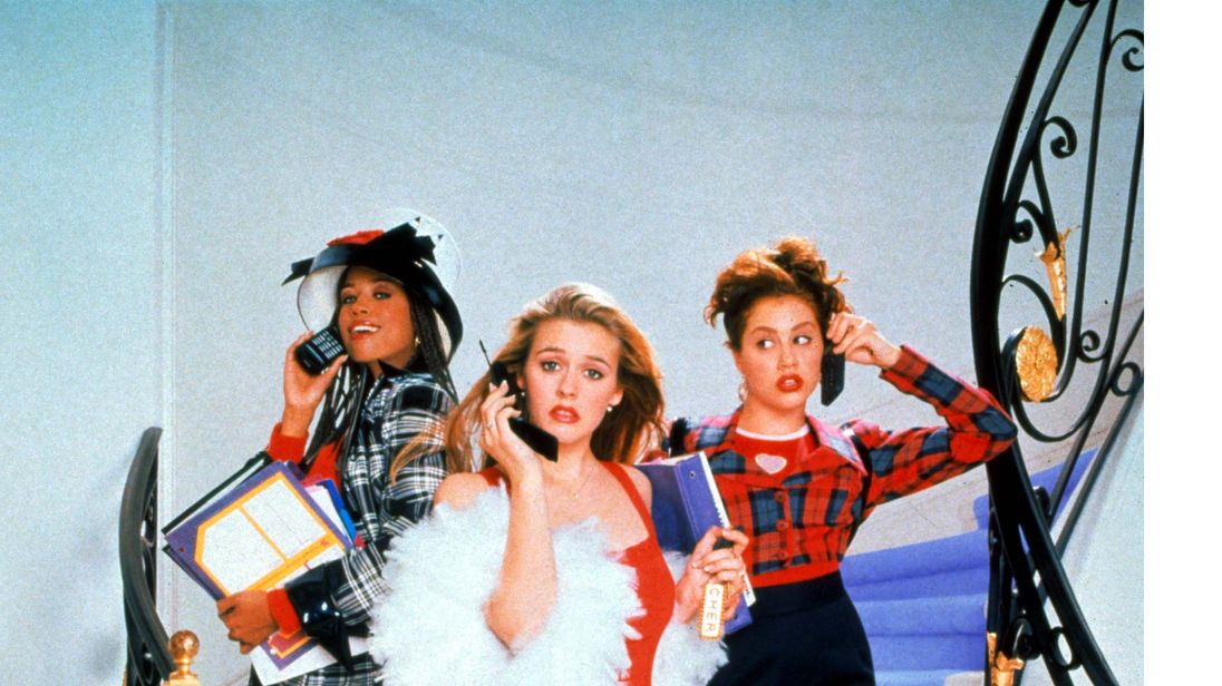 A 'Clueless' Remake Is In Development And People Are Totally Buggin'