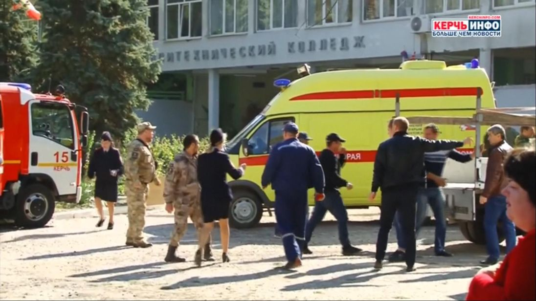 Deadly Crimea Blast Triggers Antiterrorism Investigation